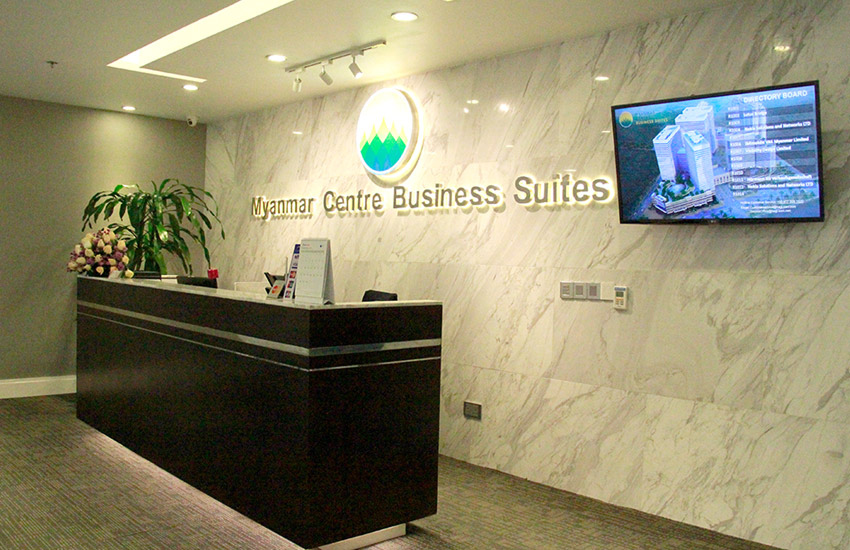 Myanmar Centre Business Suites